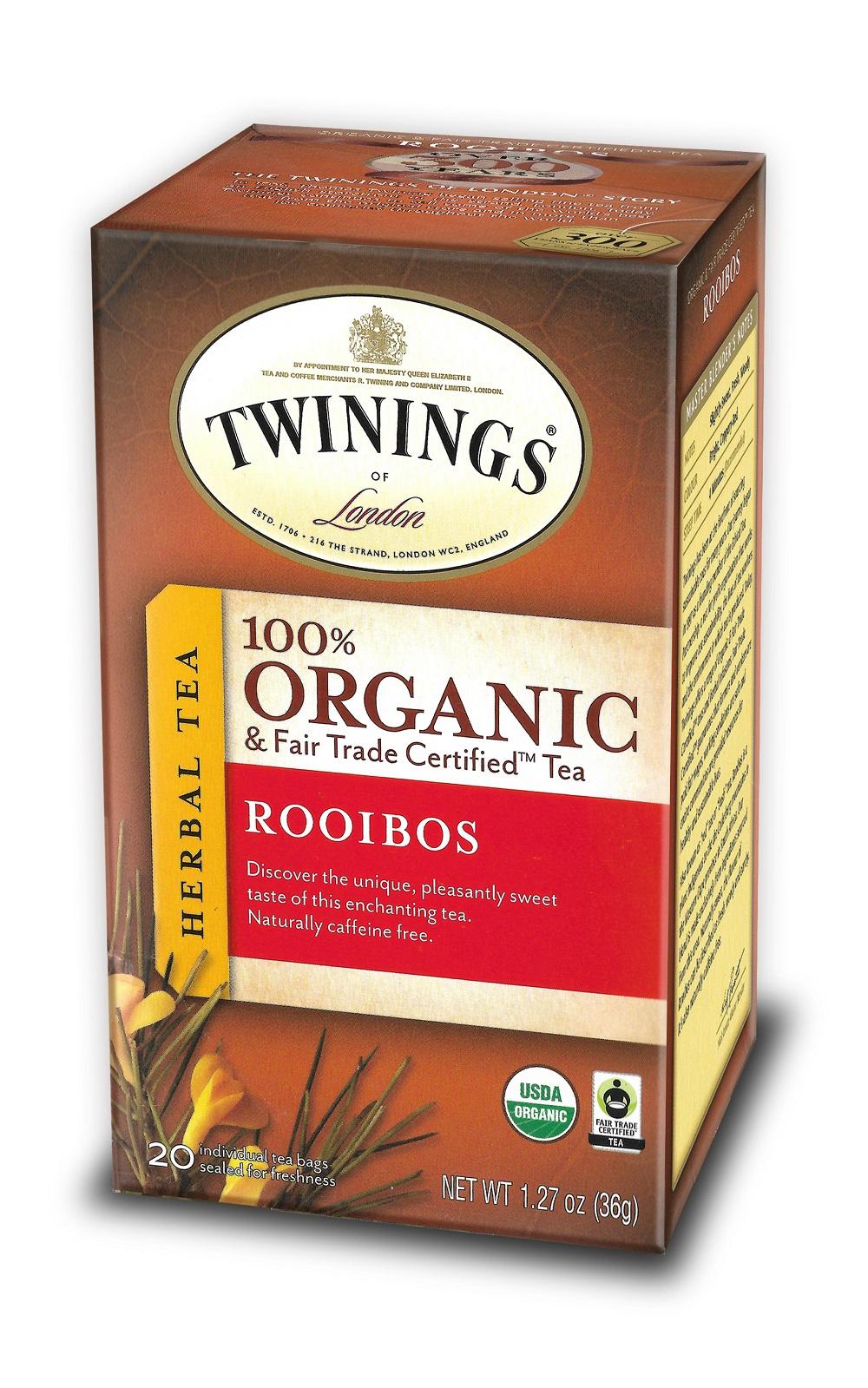 100% Organic Rooibos