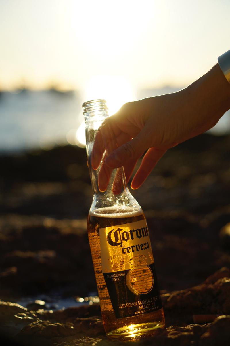 Cerveza Corona Proyecto Redescubre Chile