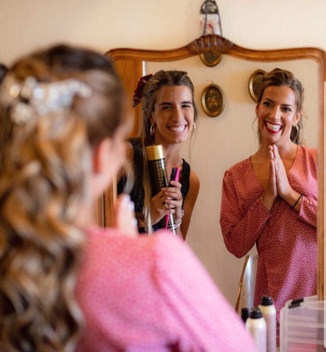 maquilladora Maria Jesus de la Horra